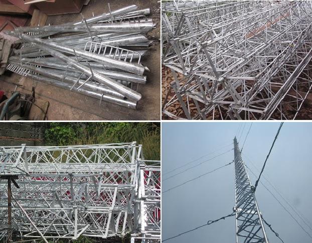 Jasa Pasang Tower Professional Berpengalaman