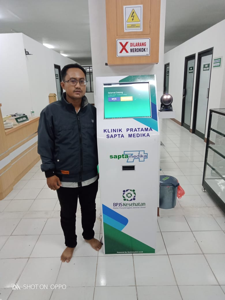 Mesin Antrian | Alat Antrian Bank, Puskesmas, Pelayanan Terpadu, Samsat