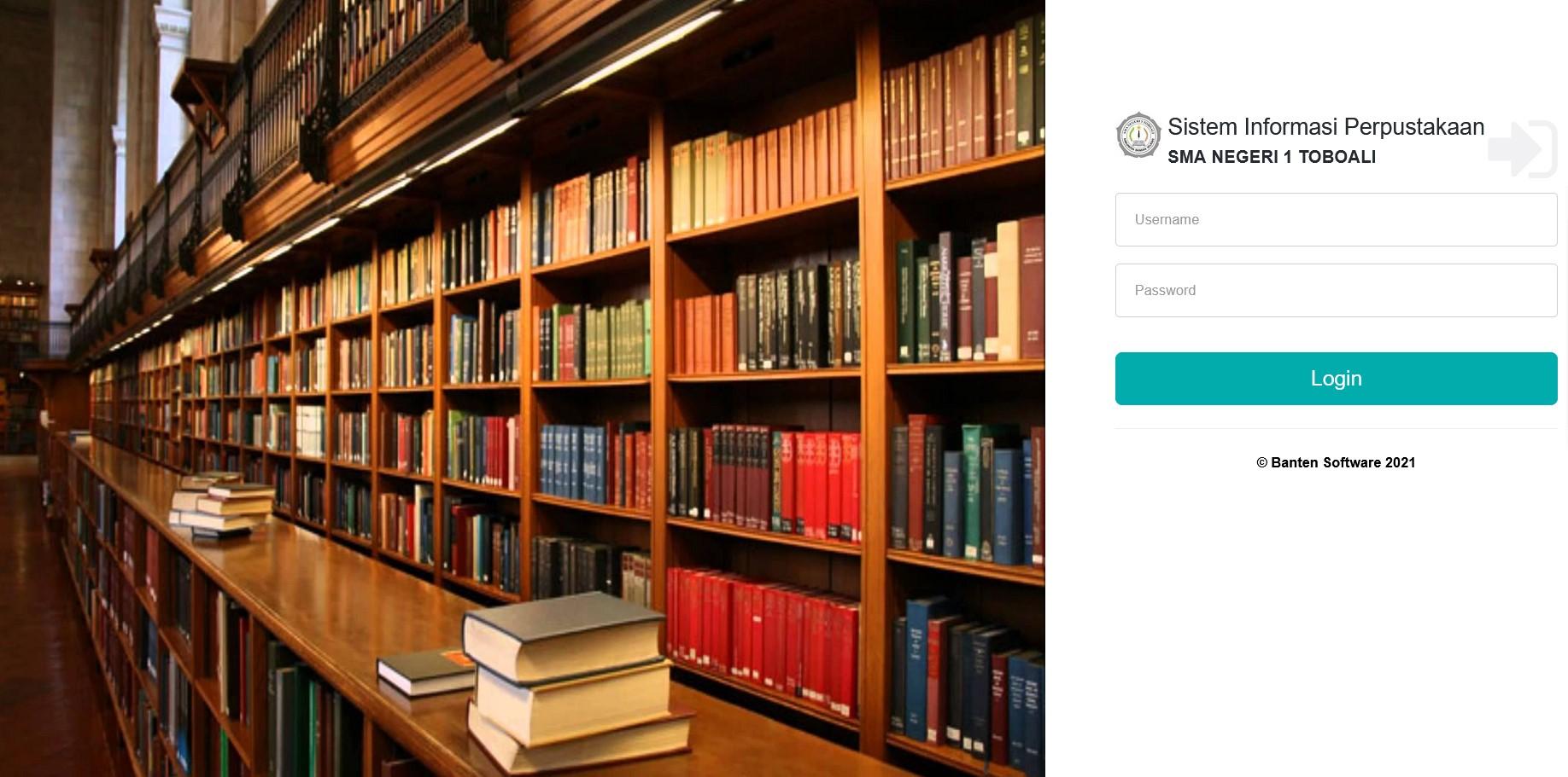 Aplikasi Perpustakaan Digital