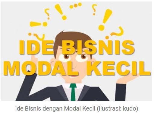 6 Ide Bisnis Modal Di Bawah 5 Juta
