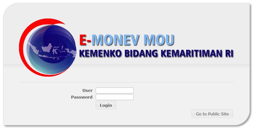Aplikasi MoU Kontrak Kerjasama