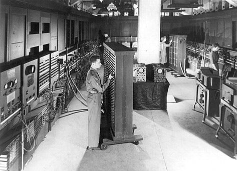 Sejarah Komputer Dari Masa Kemasa
